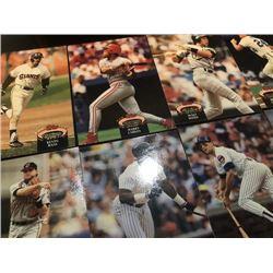 topps baseball stadium club card 24-piece set ?