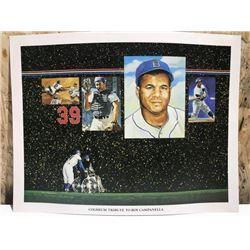 Los Angeles Dodgers 39 Baseball Mini Poster