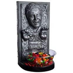 BOX 52cm Han Solo / Carbon Freeze candy ball rubies
