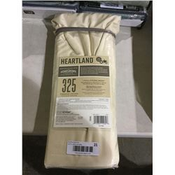 "Heartland Full Size Fitted Sheet (54"" x 75"")"