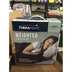 "Therapedic8lbs Weighted Blanket (40"" x 50"")"