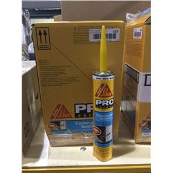 Case of Sika Pro Select Construction Sealant (12 x 300mL)