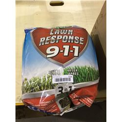 Scotts Lawn Response 9-1-1 3-in-1 Lawn Formula