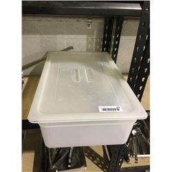 CambroFull-Size Food Pan w/ Cover