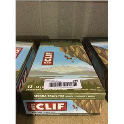 Cliff Bars - Sierra Trail Mix (12 x 68g)