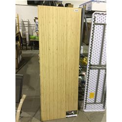 "Bamboo Wood Counter Top (25-1/2"" x 72"" x 1-1/2"")"
