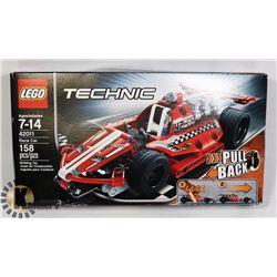 FACTORY SEALED LEGO TECHIC RACE