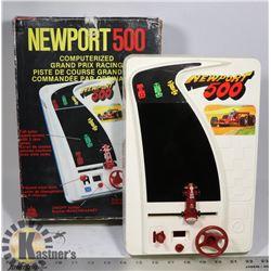 VINTAGE 1980 NEWPORT 500 #607