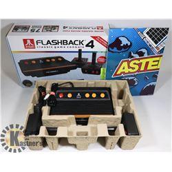 ATARI FLASH BACK 4 CLASSIC GAME