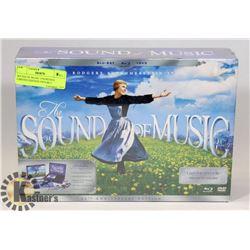 SOUND OF MUSIC UNOPENED LIMITED EDITION DVD-BLU