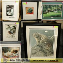 FEATURED LTD. ED SIGNED PRINT ESTATE COLLECTION