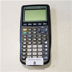 TEXAS INSTRUMENTS TI93 PLUS CALCULATOR