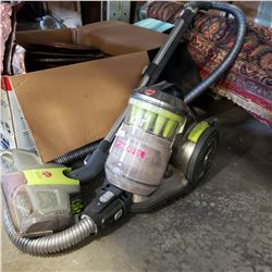 HOOVER AIR CANNISTER VACUUM