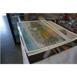LOT OF PRINTS AND MAPS