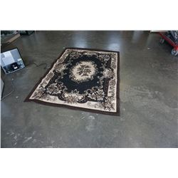 AREA CARPET APPROX 5 FOOT