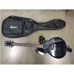 MAESTRO BY GIBSON BLACK ELECTRIC GUITAR