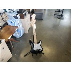 FENDER STAR CASTER ELECTRIC GUITAR W/ STAND