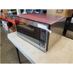 STAINLESS PANASONIC INVERTER MICROWAVE