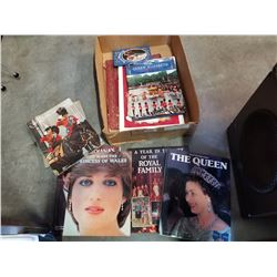 QUEEN JUBILEE BOOKS AND COLLECTIBLES