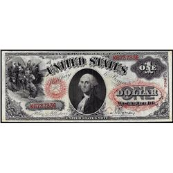 1875 $1 Legal Tender Note