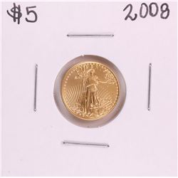 2008 $5 American Gold Eagle Coin