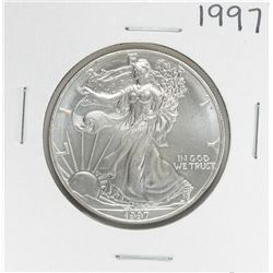 1997 $1 American Silver Eagle Coin