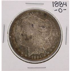 1884-O $1 Morgan Silver Dollar Coin