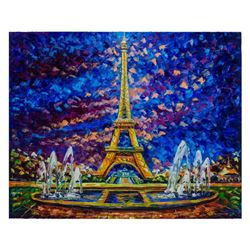 Paris View by Shyrochuk, Svyatoslav