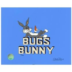 "Bugs Bunny"" by Chuck Jones (1912-2002)"