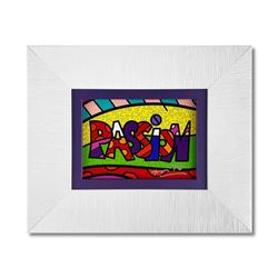 Passion Mini Word by Britto, Romero
