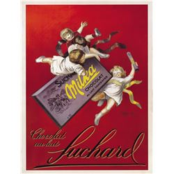 Leoneto Cappiello - Chocolate Suchard