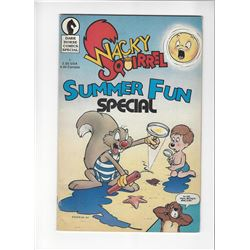 Squirrel Summer Fun Issue #1 by Dark Horse Comics