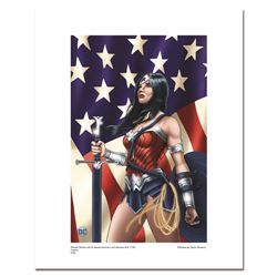 Wonder Woman Patriotic by DC Comics