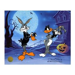 Trick Or Treat by Chuck Jones (1912-2002)