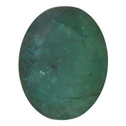 3.34 ctw Oval Emerald Parcel