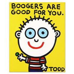 Boogers Are Good for You by Goldman Original