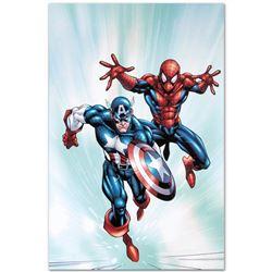 Marvel Age Team Up #2 by Marvel Comics