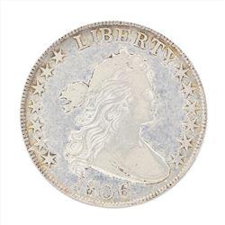 1806 Draped Bust Half Dollar Coin