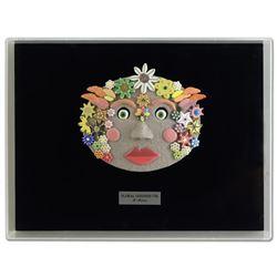 Floral Goddess VIII by Marlowe, George