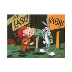 Warner Brothers Hologram Rabbit Seasoning