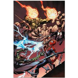 Ultimate Spider-Man #158 by Marvel Comics