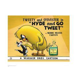 Warner Brothers Hologram Hyde and Go Tweet