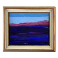 """Passion Sea"" by Wyland Original"