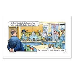 Brain Surgeon School by Bizarro