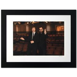 Paul McCartney & Ringo Starr by Shanahan, Rob