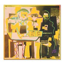 "Three Musicians (Picasso) by ""Ringo"" Daniel Funes"