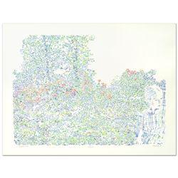 Marie's Garden by Flaxman, Traudi