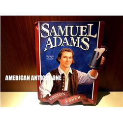 1999 SAMUEL ADAMS Vintage Sign