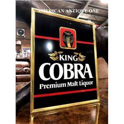 54cm King Cobra / Sign