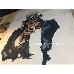 Uncle Sam 222cm x 122cm Paint Sign